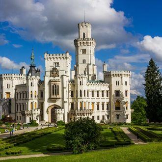 Südböhmen – Schloss Hluboka & Historisches Budweis