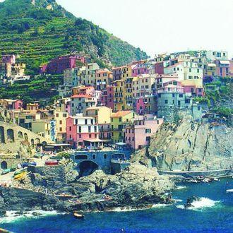 Zauberhafte Cinque Terre