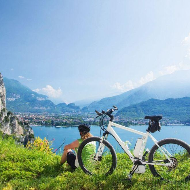 Radreise Südtirol