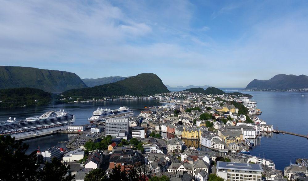 Faszination Südnorwegische Fjorde