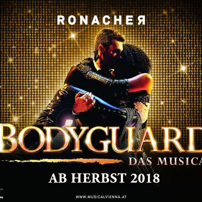 Musical Bodyguard im Ronacher Theater