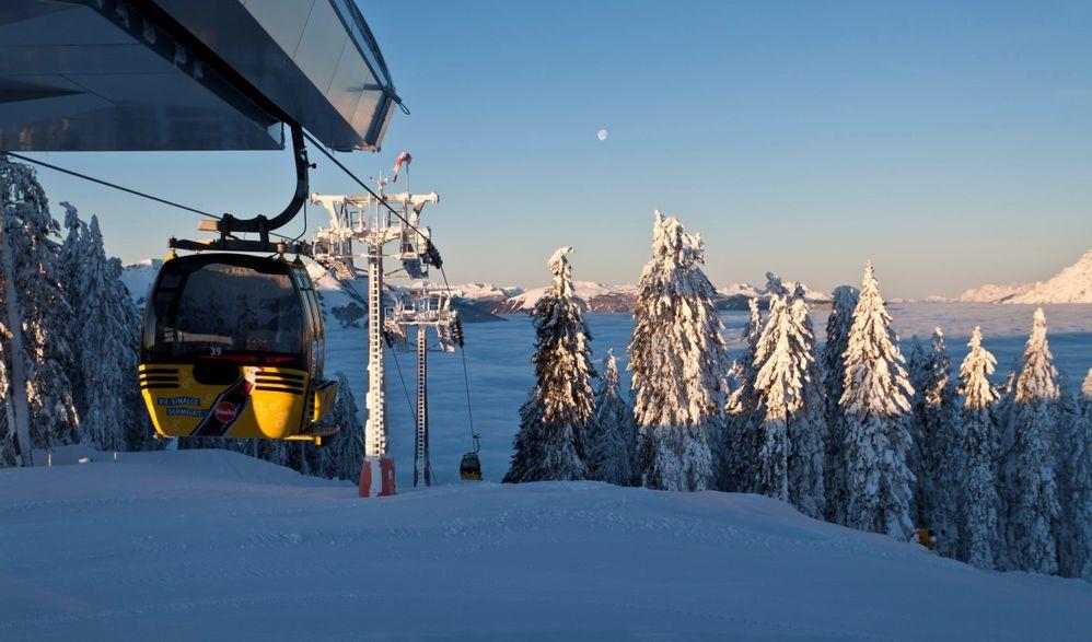 Flachau mit Après Ski