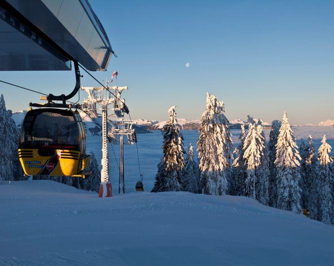 Flachau mit Après Ski im Dampfkessel