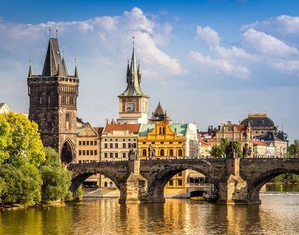 Ostermarkt in Prag