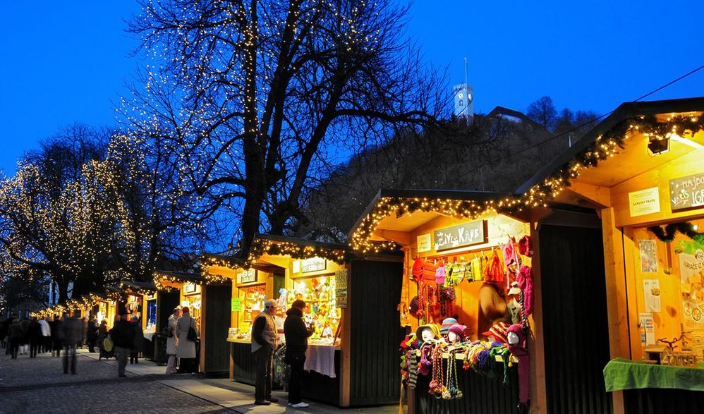 Advent in Laibach