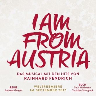 Musical I am from Austria in Wien
