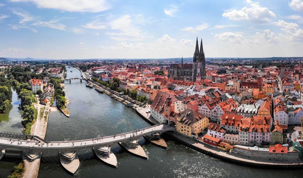 Faszination Donauradreise 1. Etappe