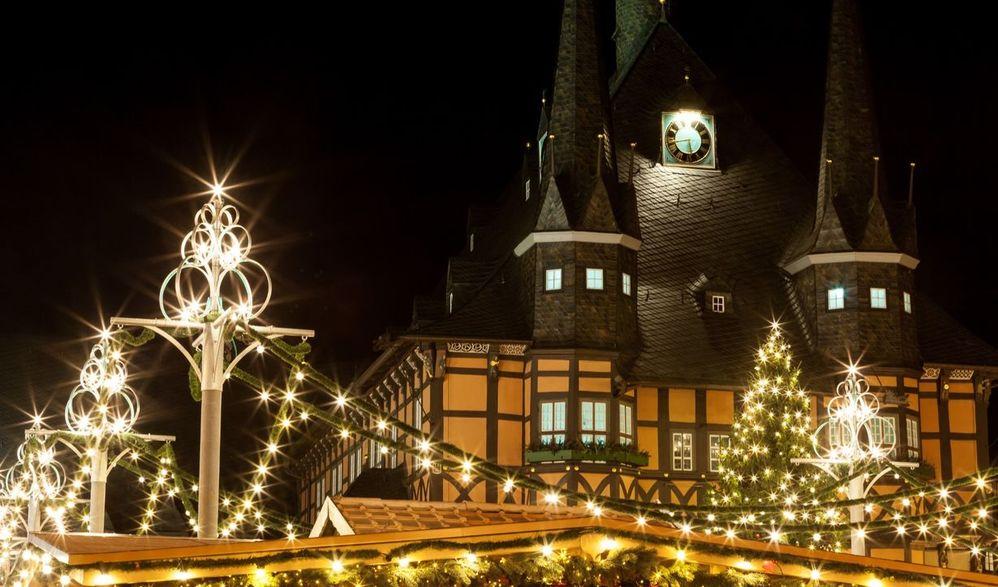 Weihnachtsmärkte im Harz