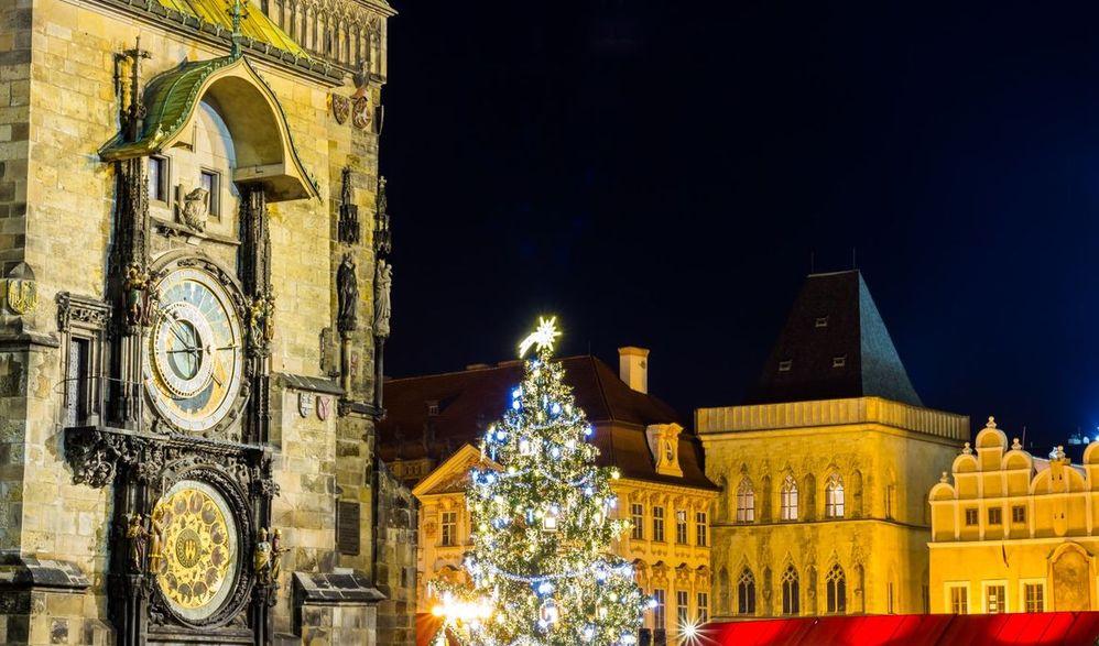 Zauberadvent in Prag