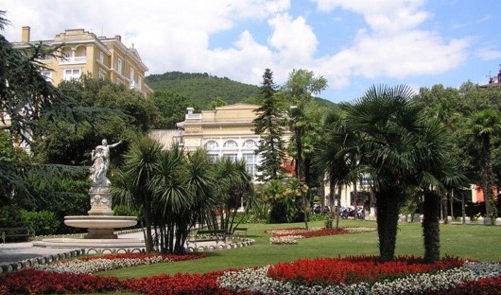 Eröffnungsreise Opatija - Kroatien
