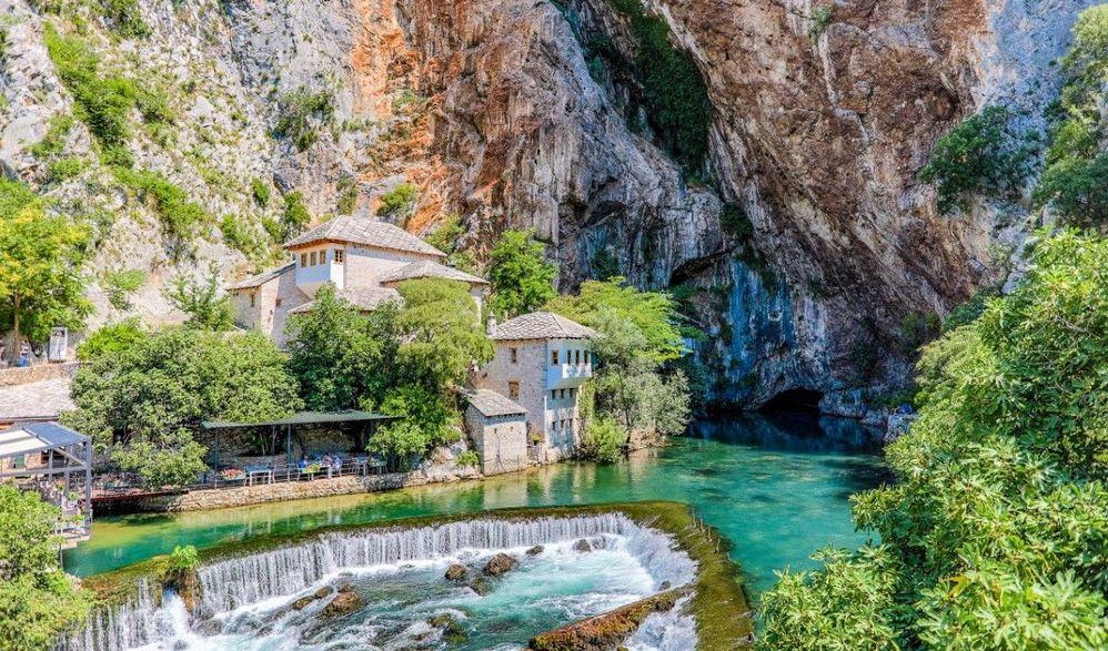 Herzstücke von Bosnien und Herzegowina