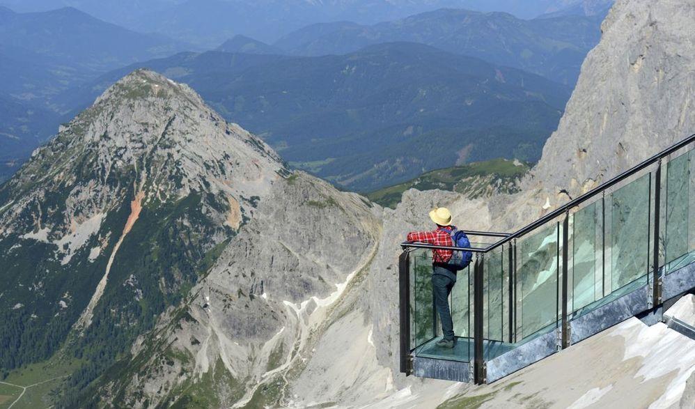Abenteuer Dachstein