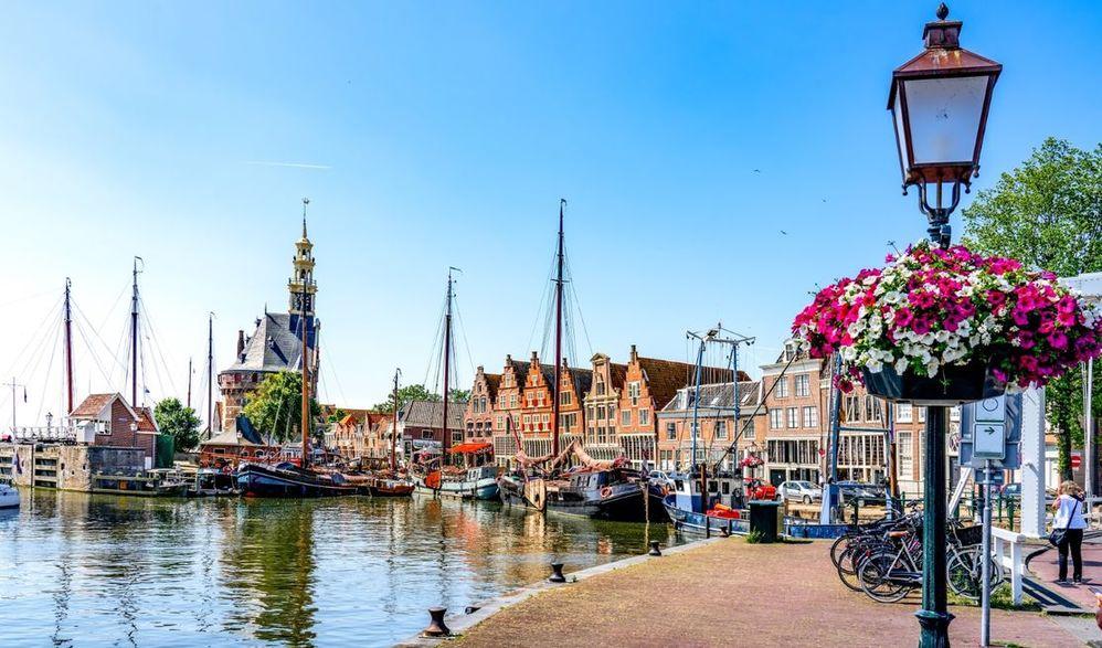 Holland wie im Bilderbuch