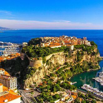 Perlen der Côte d'Azur