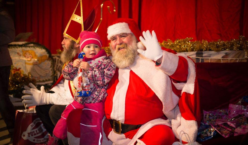 Weihnachtsmarkt in der Pullman City