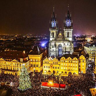 """Zauberadvent in der """"Goldenen Stadt"""" Prag"""