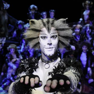 Musical Cats im Ronacher Theater