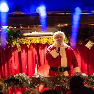 Weihnachtsmarkt Pullman City