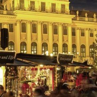 Weihnachtsmarkt im Schloss Schönbrunn