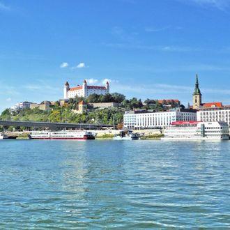 Donaumetropole Bratislava