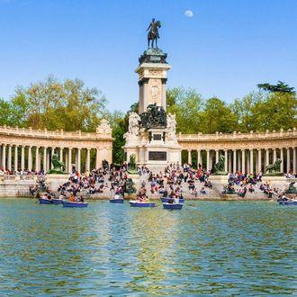 Buntes Barcelona & Königliches Madrid