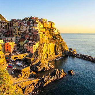 Zauberhafte Cinque Terre mit Portofino
