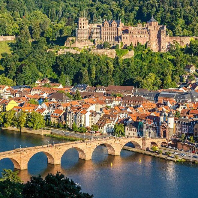 Ich hab' mein Herz in Heidelberg verloren…