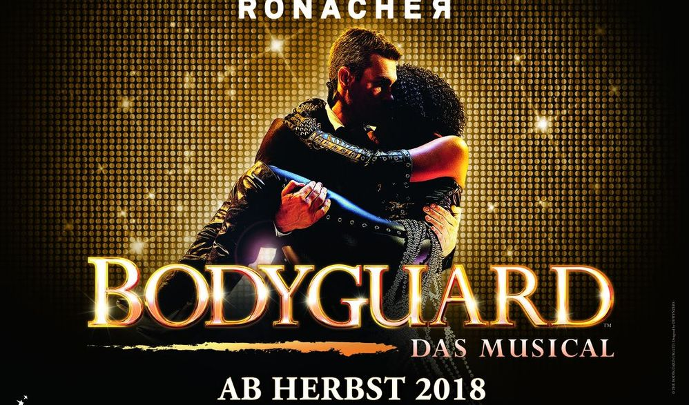 Musical Bodyguard im Ronacher Theater