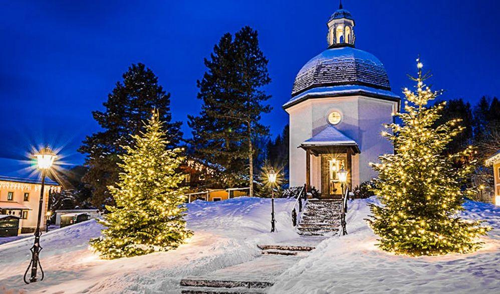 Advent im Salzburger Land