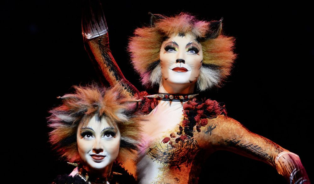 "Musical ""Cats"", Wien"