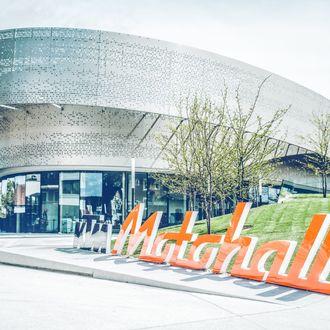 Vatertagsfahrt KTM Motohall & Trumer Brauerei