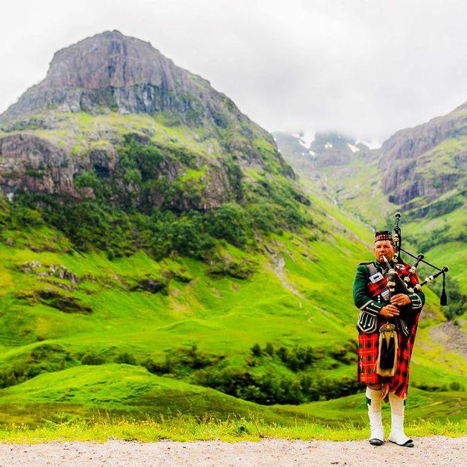Zur schönsten Zeit ins Grandiose Schottland