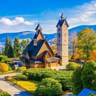 Natur und Städte der Slowakei & Polen
