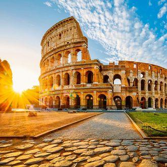 Städteflug Rom