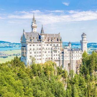 Märchenhafte Bayerische Königsschlösser