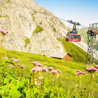 Vorarlberg - Brandnertal – Lünersee