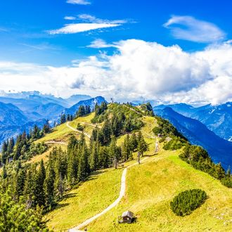 Wandern & Genuss in Bayern am Rauschberg