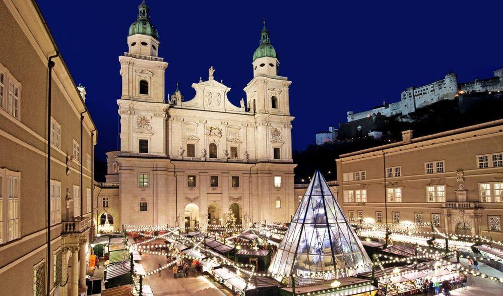 Stille Nacht im Salzburger Land