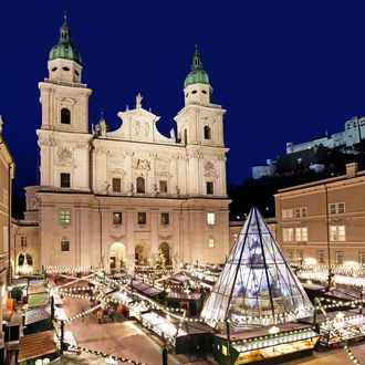 Adventzauber in Salzburg & Hellbrunn