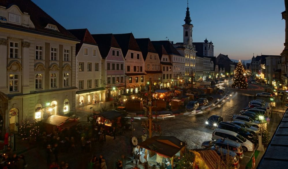Advent in der Christkindlregion - Christkindl & Steyr