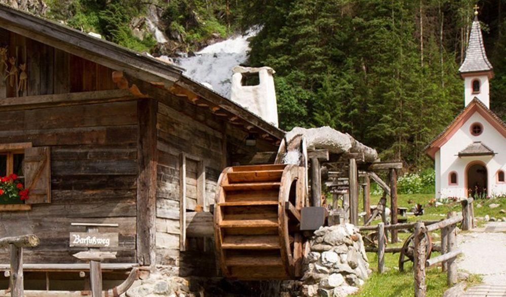 Tiroler Heimattäler