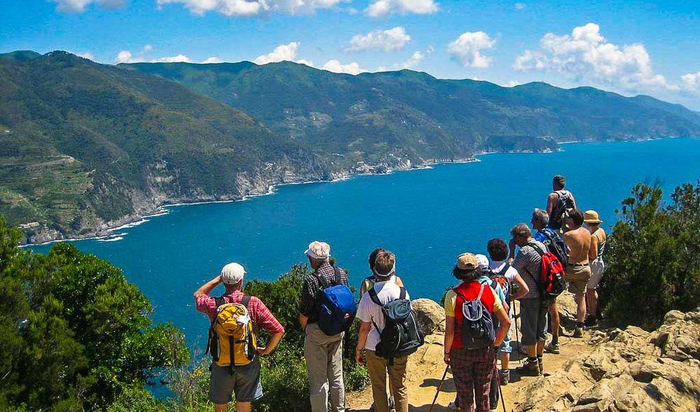 Der Zauber der Cinque Terre - Wandern
