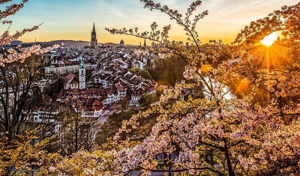 Alpenluft und Käseduft in der Schweiz – Emmental