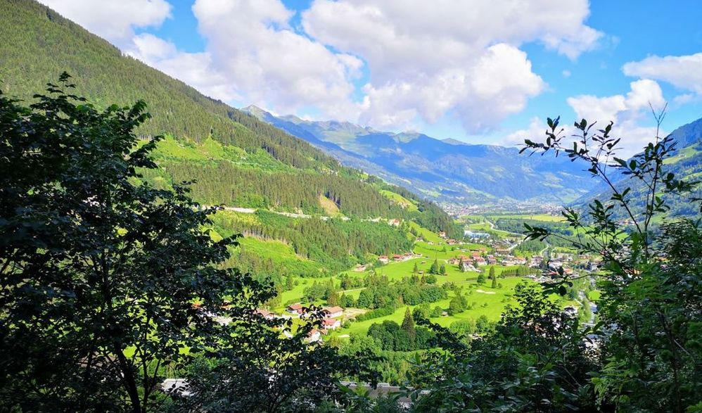 Wellness & Wandern im Gasteiner Tal