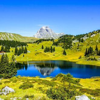 Vorarlberger Bergwelt