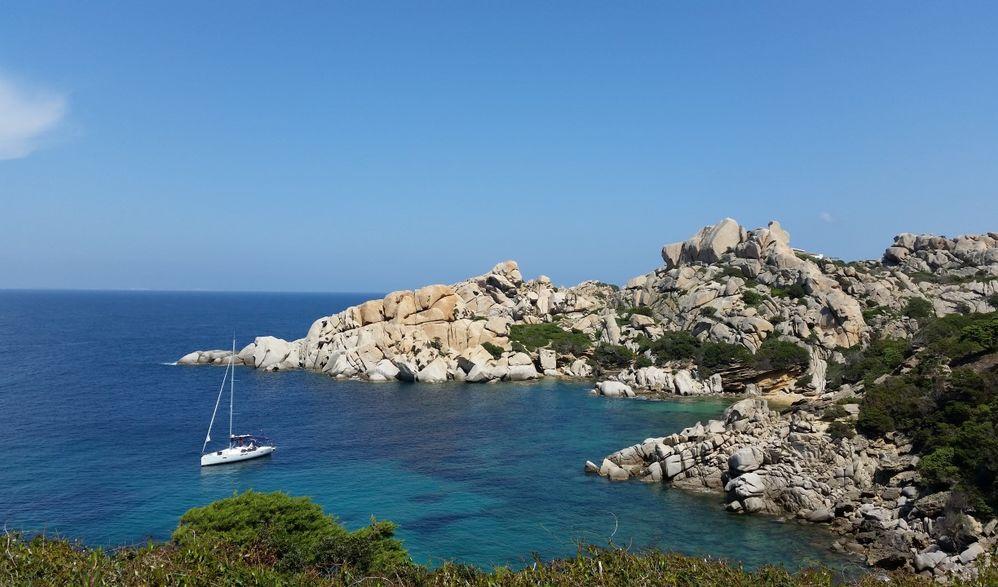 Korsika – Sardinien