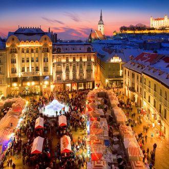 Advent in Bratislava