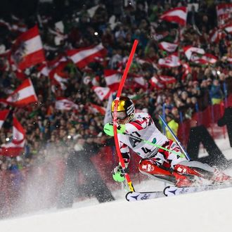 The Nightrace in Schladming