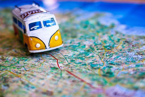 Grenzenloses Reisen
