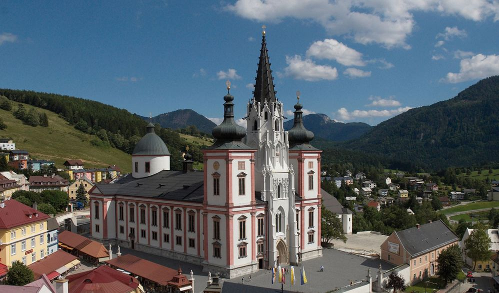 Wallfahrt Mariazell